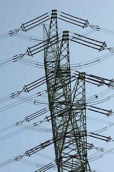 Strommast, Landline, Energy Revolution, Pylon