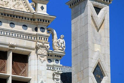Chambord, Renaissance, France, François 1er, King