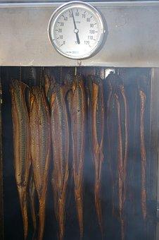 Smoking Oven, Smoked Fish, Smoking, Smoked, Eat