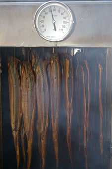 Smoking Oven, Smoked Fish, Smoking, Smoked, Eat