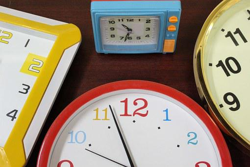 Clocks, Time, Wall Clock, Alarm Clock, Alarm, Hour
