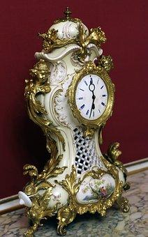 Clock, Old, Time, Retro, Antique, Vintage, Minute, Hour