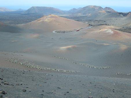 Lanzarote, Lava, Volcano, Volcanism, Nature, Volcanic