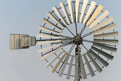 Pinwheel, Energy Revolution, Wind Energy, Wind Turbine