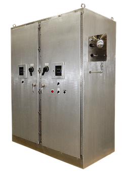 Electrical, Stainless Steel, Vfd