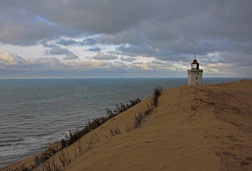 Dune, Sea, Sand, North Sea, Beach, Rubric, Nature