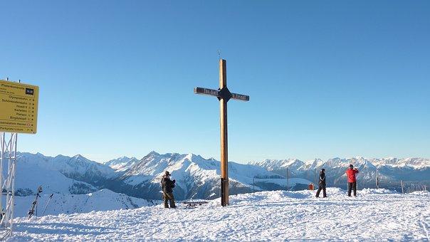 Lizium Axamer, Mountains, Skiing