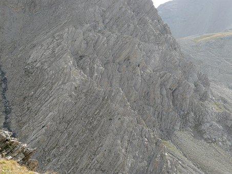 Mont Pelat, Allos Lake, Mountain, Ride, Alps, Nature