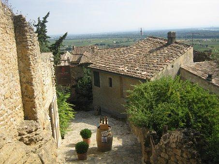 France, Mediterranean, Europe, Travel, Landscape, Wine