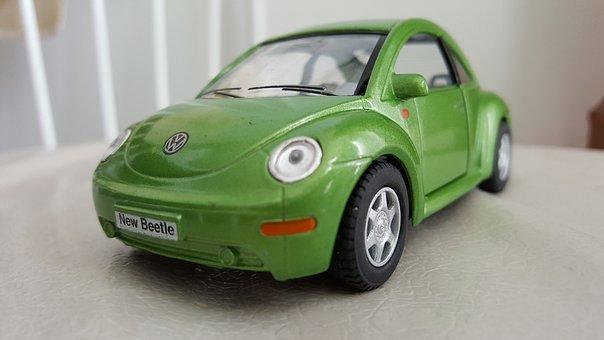 Fol′sfagen, Beetle, Machine, Green