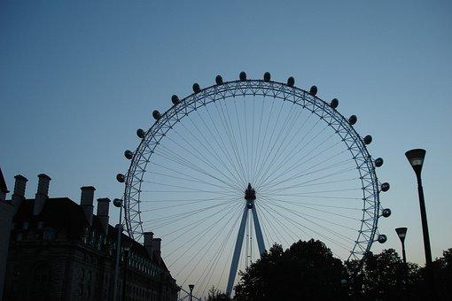 Ferris Wheel, London, London Eye