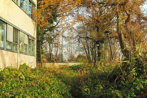 Lost Places, Terrain, Old, Past, Pforphoto, Building
