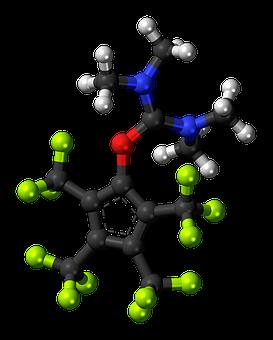 Tetramethyluronium, Trifluoromethyl