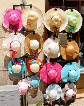 Sun South, Colorful, Sun Hat, Summer, Color, Hat