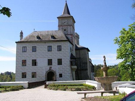 Rosenberg Castle, Monument, Unesco