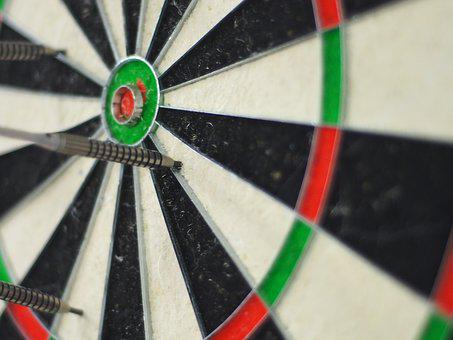Darts, Game, Aim, Sport, Success, Dartboard, Leisure