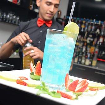 Waiter, Bar, Mixology, Cocktail, Barman, Liquor, Drink