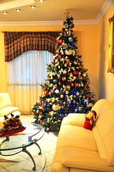 God, Christmas, Hotel, Warsaw