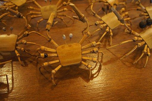 Miaoli County's Nanchuang, Nanchuang, Bamboo Crab