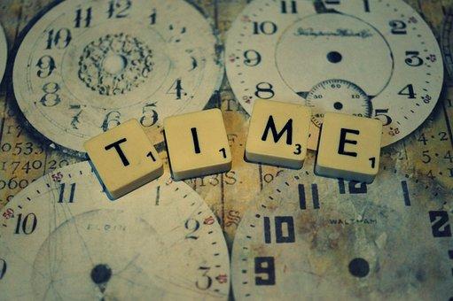 Time, Past, Watches, Timepiece, Vintage, Retro