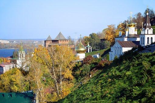Nizhny Novgorod, City, Russia, Russian Federation