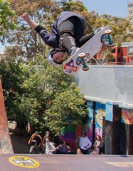 Skate, Skateboarding, Skateboard, Skateboarder, Extreme