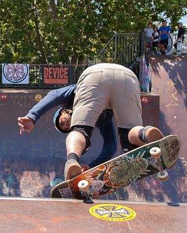 Skateboarding, Skate, Grind, Skateboard, Extreme