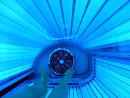 Tanning Bed, Tanning, Wellness