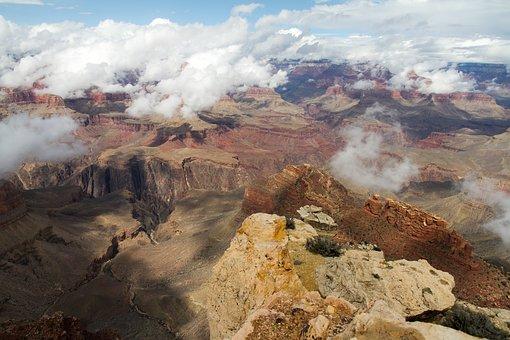 Grandcanyon, Crossusa, Usa, Colorado, Hikersbay, Travel