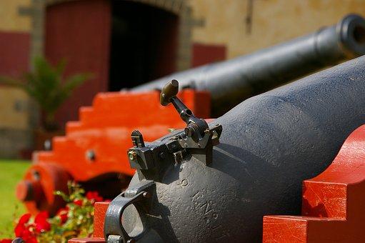 Canon, Citadel, Ramparts, Artillery