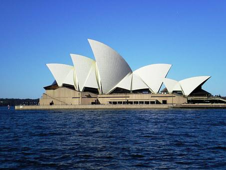 Port, Harbour, Sydney, Australia, Cosmopolitan City