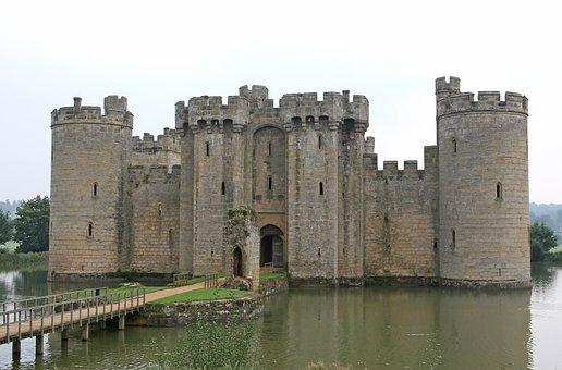 Battlements, Britain, British, Castle, England