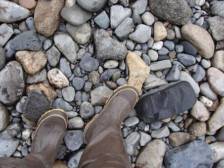 Wellington Boot, Boots, Fishing, Rubber Boots, River