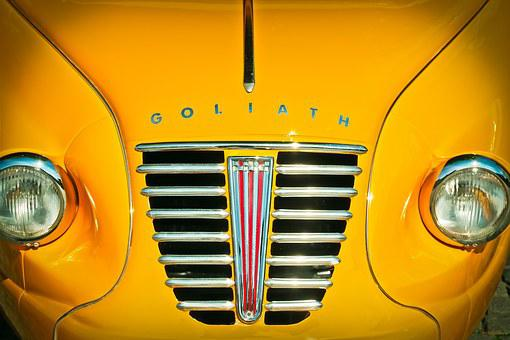 Auto, Borgward Goliath, Goli, Borgward, Oldtimer