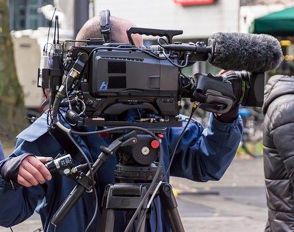 Camera, Film Camera, Film, Recording, Watch Tv