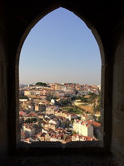 Lisbon, Castle, Portugal, Ramparts, Tours, Fortress