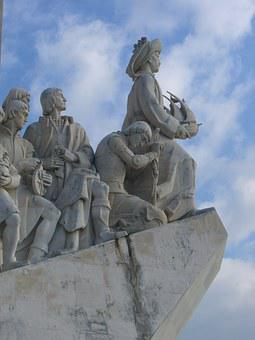 Sailors Monument, Discoverers Monument, Portugal