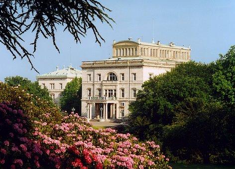 Villa Hill, Museum, Ruhr Area, Eat, Famous, Visit