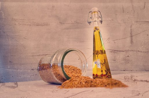 Oil, Seed, Grain, Vegetarian, Natural, Spice, Delicious