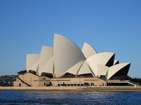 Sydney Opera House, Australia, Sydney, Harbour
