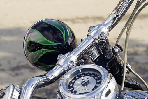 Motorcycle, Chopper, Motorbike, Harley Davidson