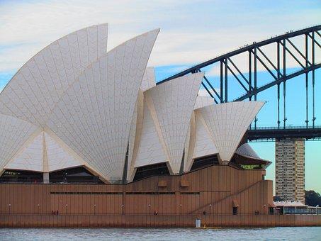 Sydney, Australia, Sydney Opera House, Opera, House