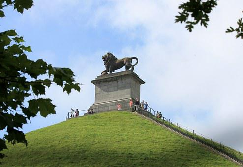 Waterloo, Belgium, Napoleon, Memorial, History
