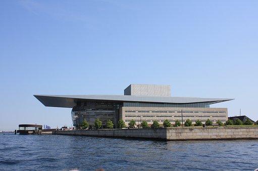 Royal Swedish Opera, Opera House, Danish National Opera