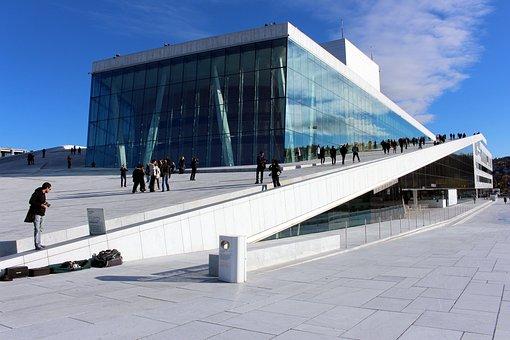 Oslo, Opera House, Norway, Opera, Architecture