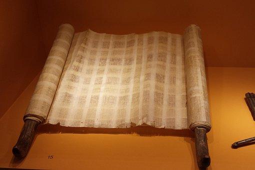 Scroll, Antique, Write, Font, Parchment, Old, Paper
