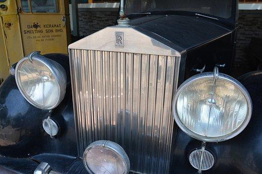 Rolls Royce, Silver Wraith Touring Limousine, Car