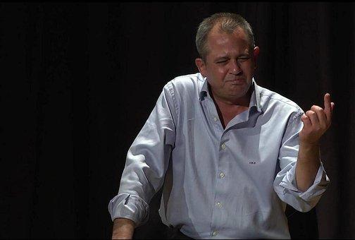Actor, Poet, José María Montero, Theatre, Sensations