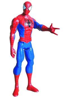 Hero, Spiderman, Super, Spider, Power, Strength