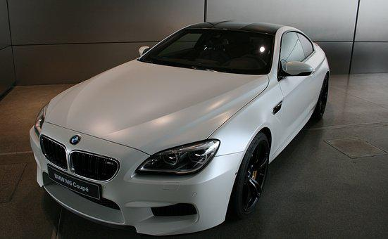 Bmw, M6, Spotlight, Auto, Noble, Pkw, Sporty